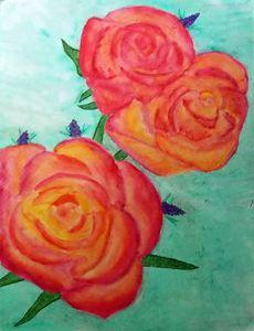 Rose to Sky