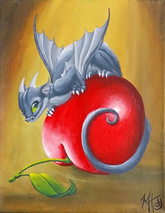Cherry Dragon - Caged Dreams