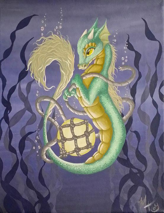 Sea Dragon II - Caged Dreams