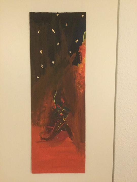 Fire Dancer - Axelsen