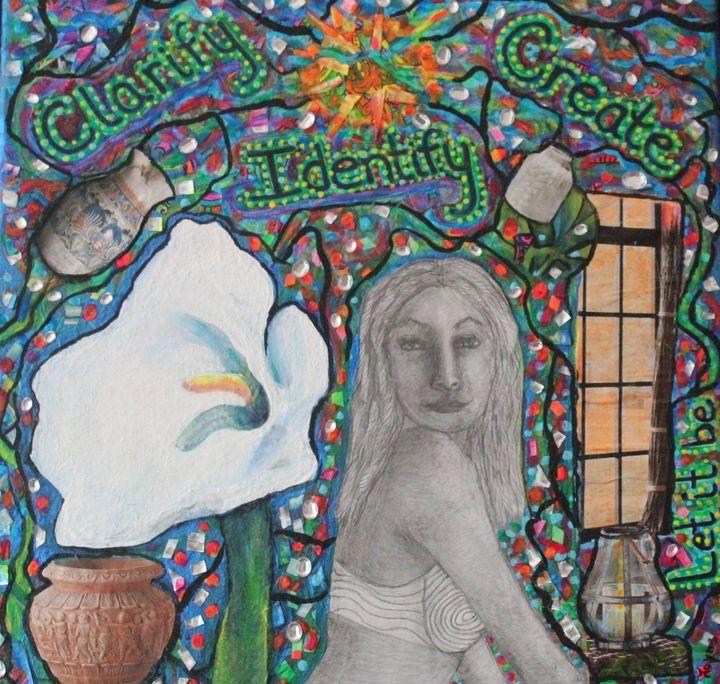 Vision Canvasing - Jayne's Fine Folk Art Gallery