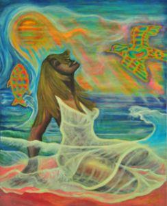 Sea Goddess Prayer