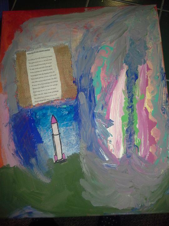 If I had a Rocket Launcher - Robert Steer's Art Gallery