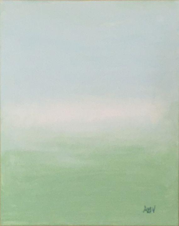 Acrylic No. 3 - A. Vallabhaneni