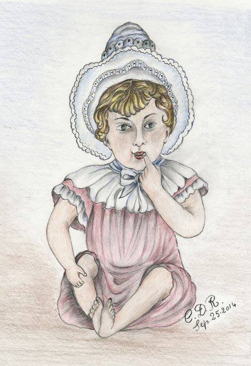 european girl - Caterina DeRosa Gallery
