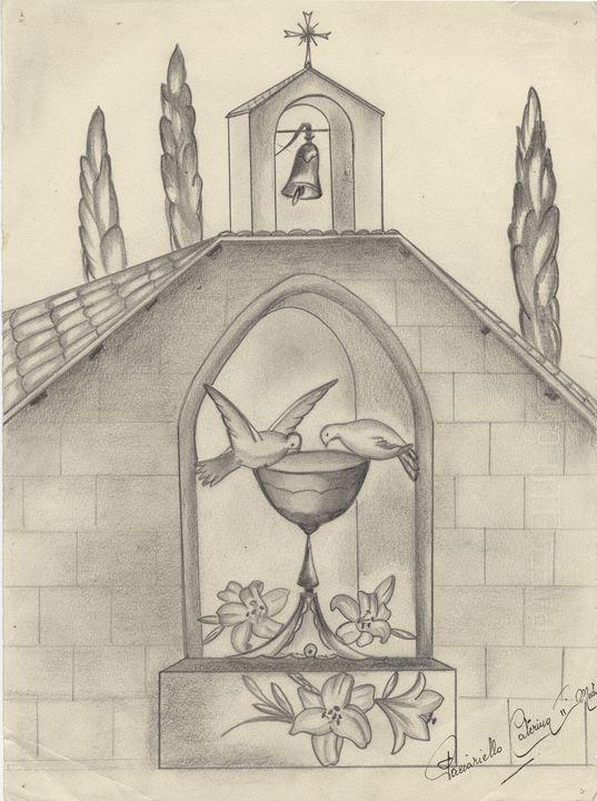 church - Caterina DeRosa Gallery