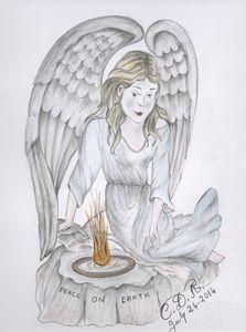 Angel - Peace on Earth