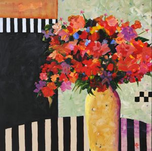 """STRIPES & FLOWERS"""