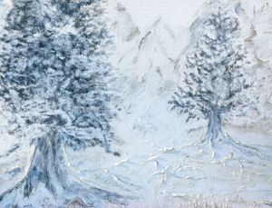 Montana wintery