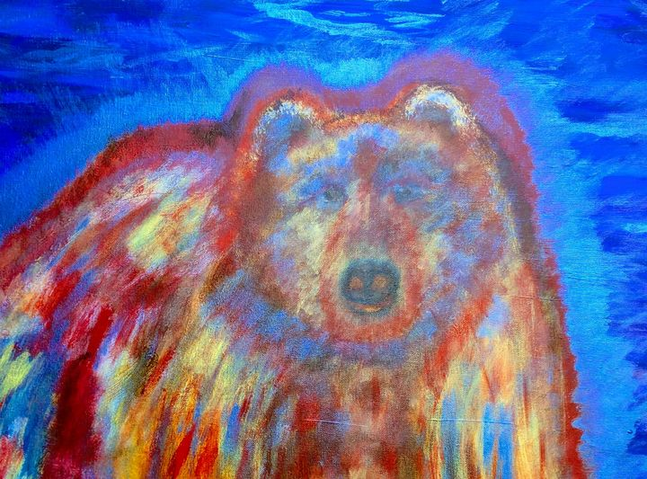 The Bear Within - Brenlee Designs