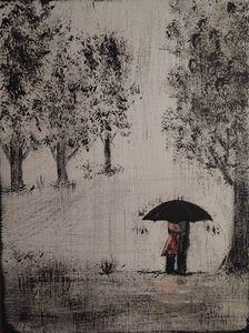 Love even when it rains