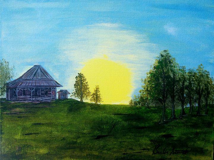 Sundown - Brenlee Designs