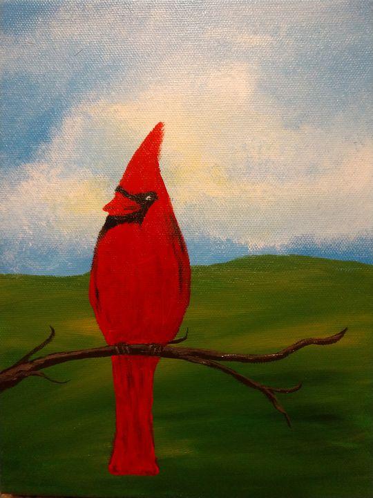 Redbird - Brenlee Designs