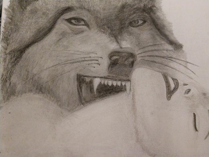 Wolfie - Brenlee Designs