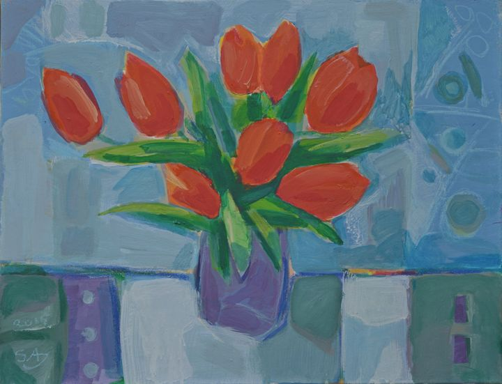 Flowers - saj