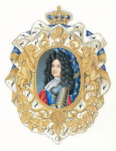King Louis XIV (CJ)