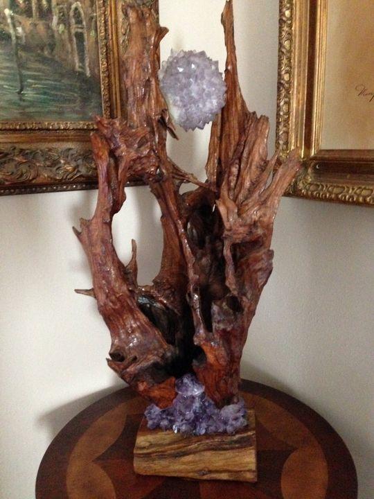 STAR OF ZEUS- light sculpture - Gregory Good