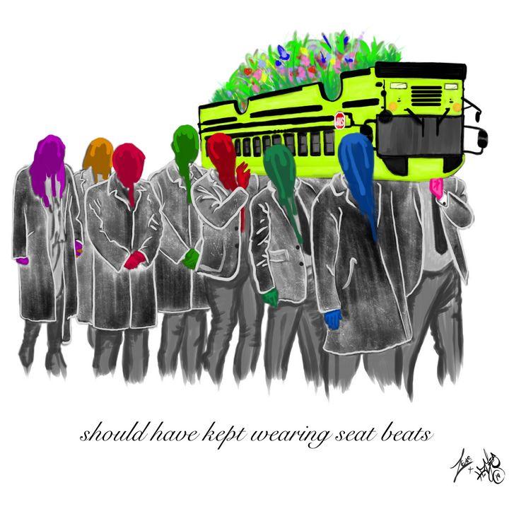 Bullied Taxi - Hermes Auslander