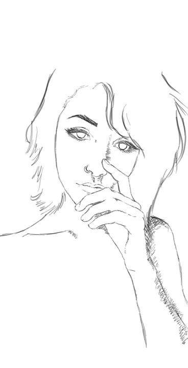 sketch 8 - Hermes Auslander