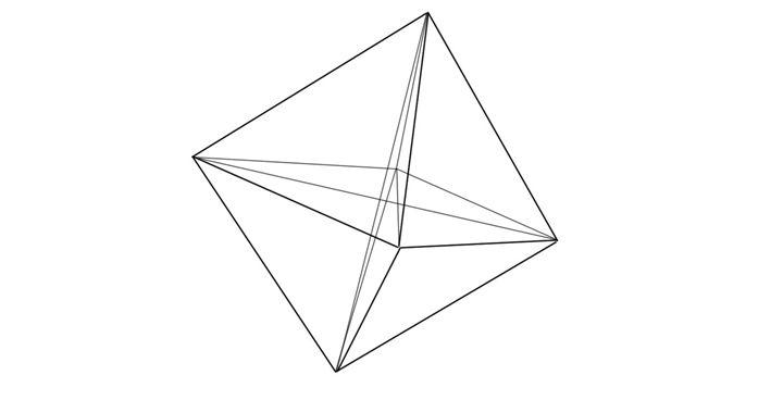 Octahedral Cross Connections - Hermes Auslander