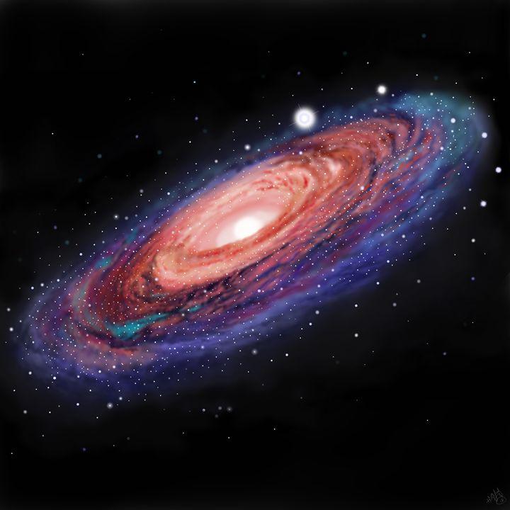 Galaxy - Hermes Auslander