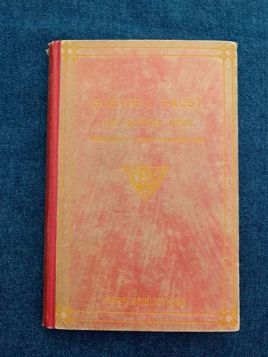 First print (Dutch): Goethe's Faust - DLCS