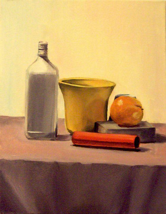 Still Life No 3 - Heather Royal