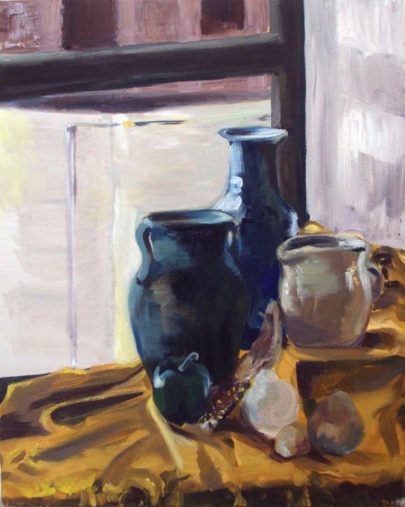 Still Life No 6 - Heather Royal