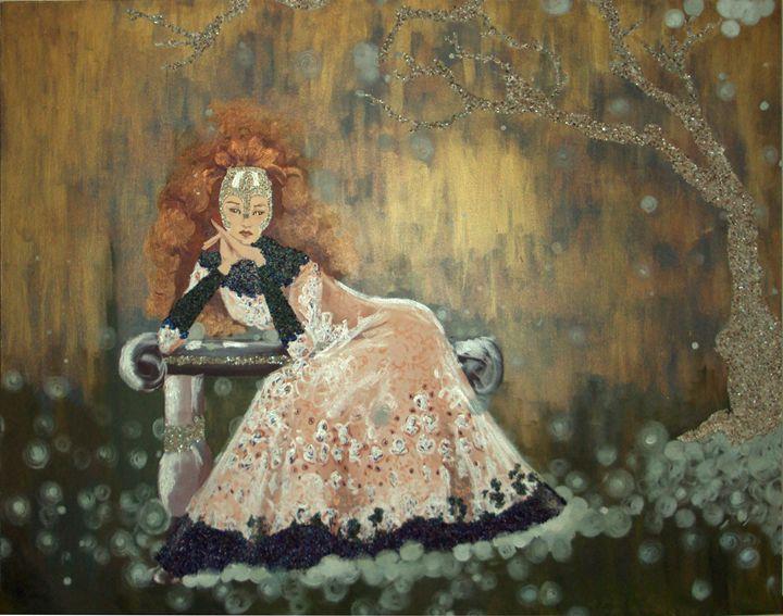 Lady at Dusk - Heather Royal