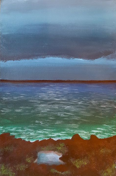 Ocean Cove - Heather Royal