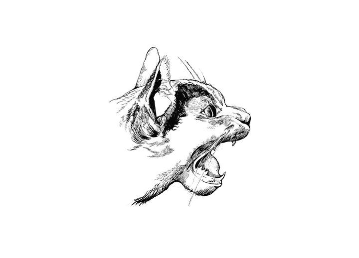 Cat - MoodswingsPrints