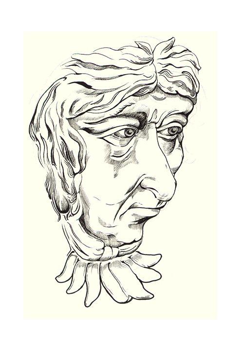 caricature - MoodswingsPrints