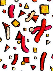 Geometric Bacteria