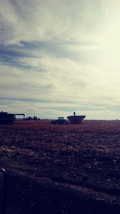 Fall farm -  Kassiemae420