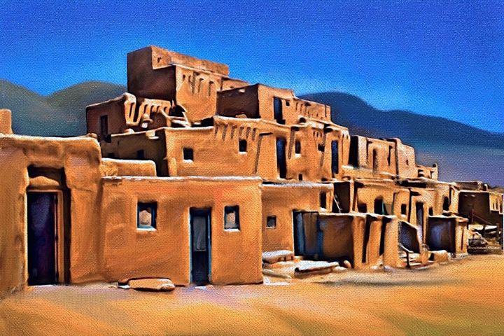 Pueblo - Das Menon
