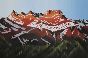 Mount Lougheed, Alberta