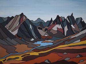 Mount Monolith, Yukon