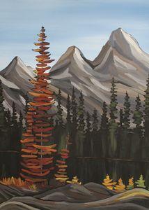 Burnt Pines