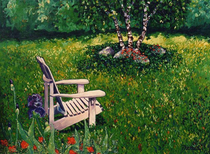 Garden Chair Profile - The Delaney Odyssey