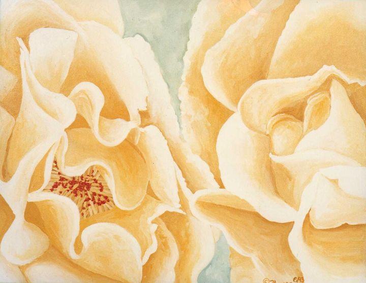 White Roses - The Delaney Odyssey