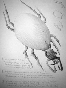 Bug creature