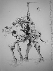Creature on mount