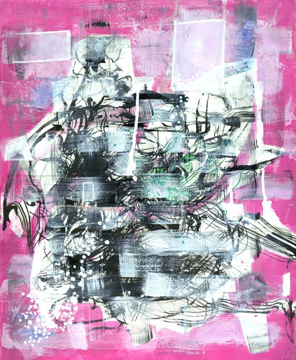 Pink I - Ele Smith