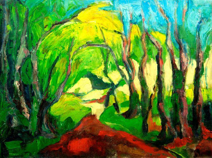 Trees - Arc - Ele Smith