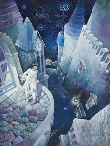 Cinderella. Midnight.