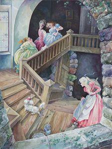 Cinderella. Home. - L'ART