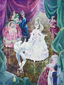 Cinderella. First Ball. - L'ART