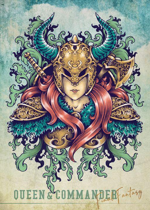 Warrior Queen & Commander - Beautiful Quotes