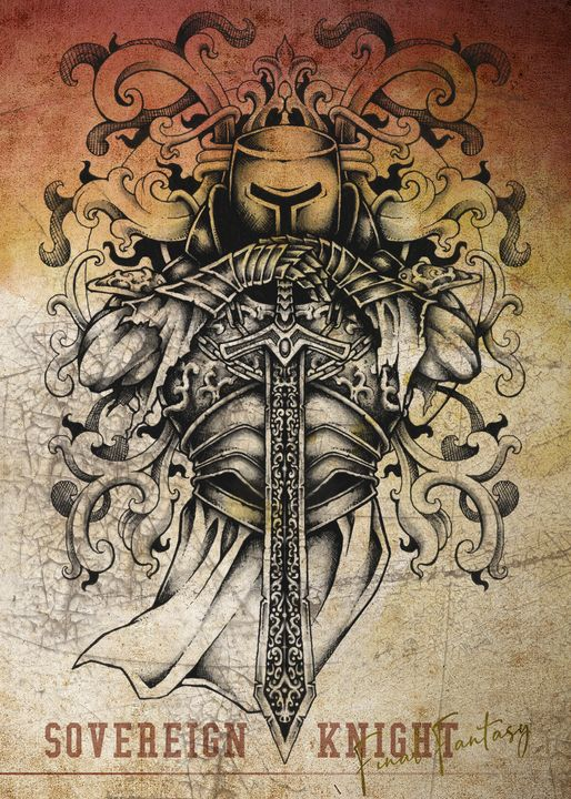 Sovereign Knight - Beautiful Quotes
