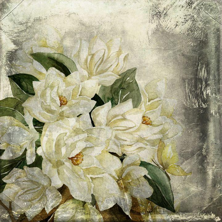 Magnolia Bouquet – Vintage - Beautiful Quotes